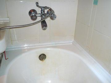 грибок ванна после